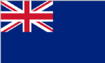 Blue Ensign Large Flag - 5' x 3'.